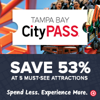 Save up to 51% or more on Tampa Bay's 5 best attractions at CityPASS.com - Shop Now!