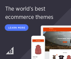 The World's Best Ecommerce Themes at BigCommerce. Learn More!