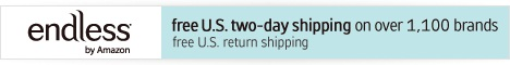 FREE overnight shipping on new styles