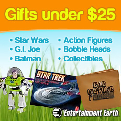 Find Great Gifts Under $25 at Entertainment Earth.