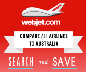 Compare all airlines to Australia