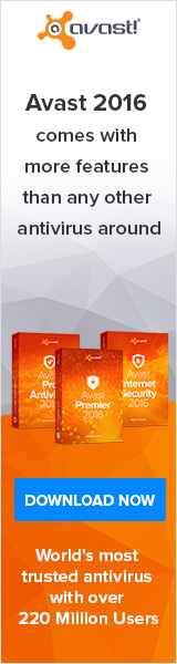 Avast 2015 | Protect your Windows PC