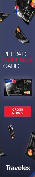 Travelex Prepaid Multi-Currency Card