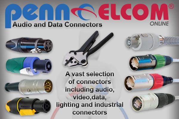 Penn Elcom Connectors 600x400