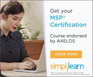 MSP® Online Course