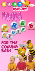 FREE stuff for the coming baby!