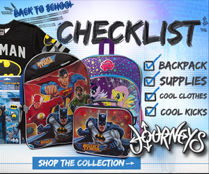Shop Back To School at Journeys Now!