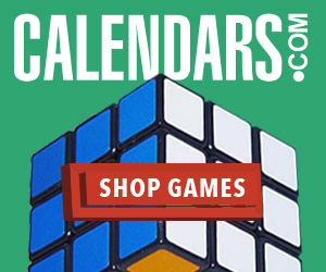 Find Puzzles on Calendars.com