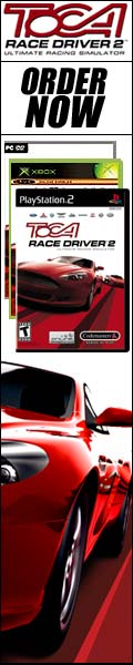 TOCA Race Driver 2 - US E-shop