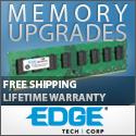 RAM Memory Upgrades - www.edgetechcorp.com