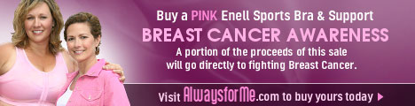 Always For Me Pink Enell Sports Bra