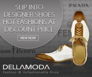 designer shoes for him