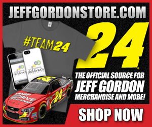 Jeff Gordon - Holiday Deals