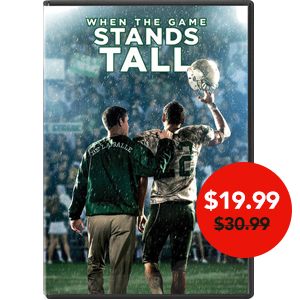 PreBuy & Save When the Game Stands Tall