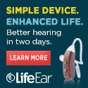 LifeEar Simple Device Enhanced Life