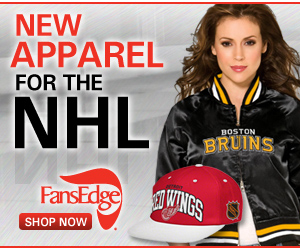 New Apparel for the 2010-2011 NHL Season