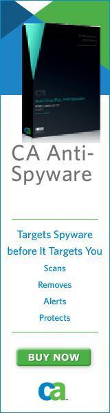 CA Anti-Spyware 2008