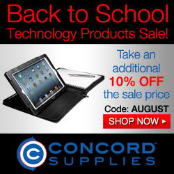 Top Products with Low Prices at ConcordSupplies.com!
