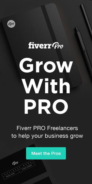300x600 Fiverr Pro