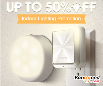 Image for UP to 50% OFF for Lighting Promotion