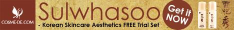 Get Free Skincare Gift - COSME-DE.COM