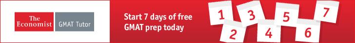 Economist GMAT Tutor free trial