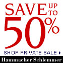 Private Sale at Hammacher