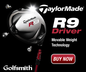 TaylorMade R9 Driver at Golfsmith