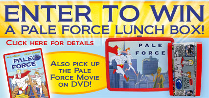 Pale Force Lunchbox Giveaway