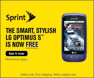 Sprint Instant Rebate