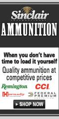 Ammunition Grand Opening at SinclairIntl.com