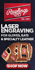 Rawlings Laser Engraved Goods