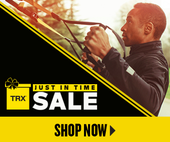 TRX Just In Time Sale - Save $75 OFF ALL Trainers (HOME2, PRO4, TACTICAL, RIP) + 30% OFF Special Dea