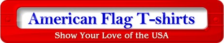 American Flag T-shirts 40% discount bargains