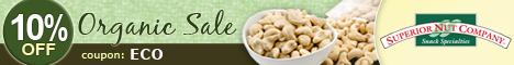 Organic Fruit & Nuts on Sale