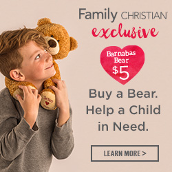 Barnabas Bear, just $5