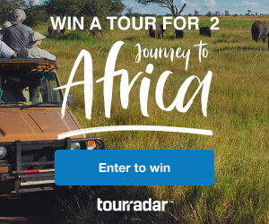 Win a tour for two to Japan, India, or Latin America!