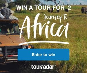 TourRadar contest