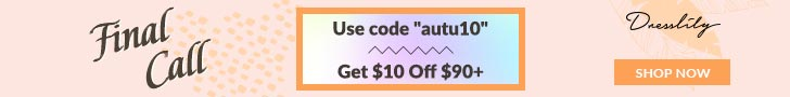 Final Call Sale: $10 OFF $90 with Code