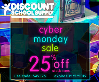 CYBER MONDAY SALE - SAVE 25% Site Wide + FREE SHIPPING On Stock Orders $99+!