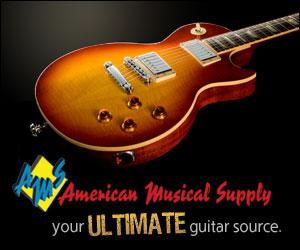 American Musical Supply - Your Ultimate Guitar Source