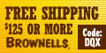 Free Shipping on Orders Over $150 at Brownells.com