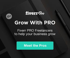 300x250 Fiverr Pro