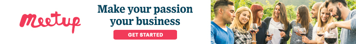 Meetup - Make your passion your business. Get Started Now!
