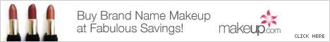 Brand name makeup at fabulous savings - MakeUp.com