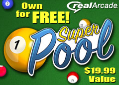 Get Super Pool FREE with GamePass