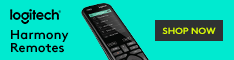 Shop for Universal Remotes at Logitech