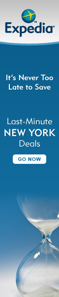 120x600 Last Minute New York Deals!