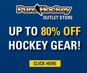 Sports And Fitness Affiliates - PureHockey.com OUTLET- Up to 80% off Hockey Gear!!!
