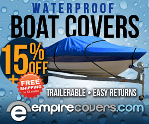 EmpireCovers 15% Off Boat Covers